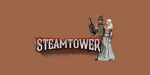 netent steamtower slot