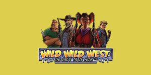 netent wild wild west great train heist slot